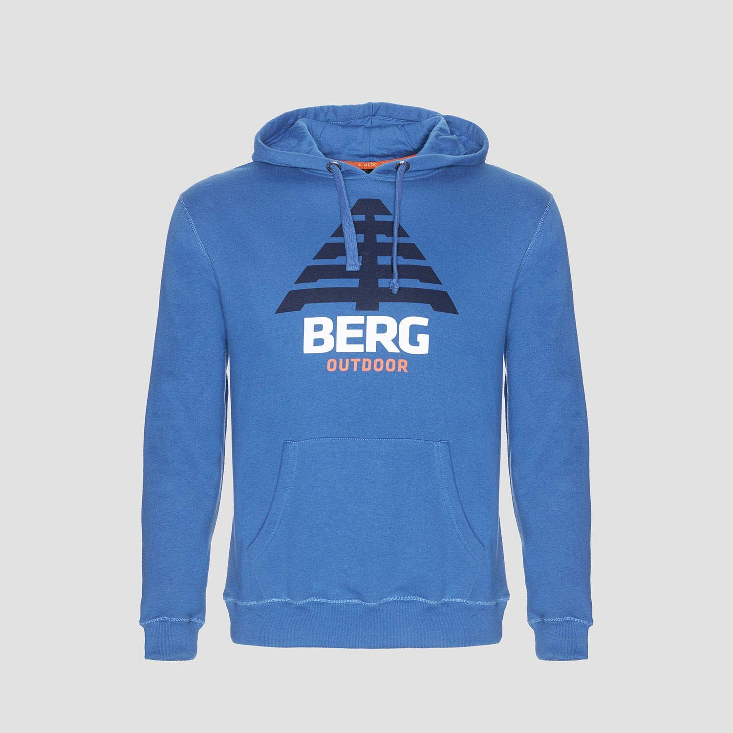 BERG OUTDOOR Herren Estrela Hooded Sweatshirt