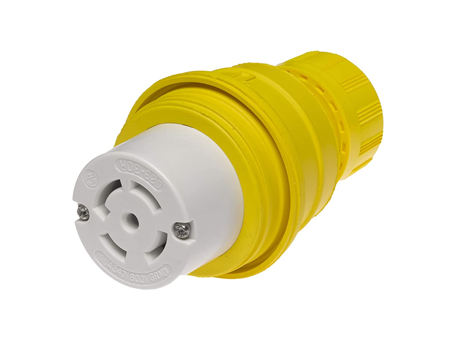 Fees OFFer free Woodhead 29W83MB Watertite Wet Blade Connector Location Locking