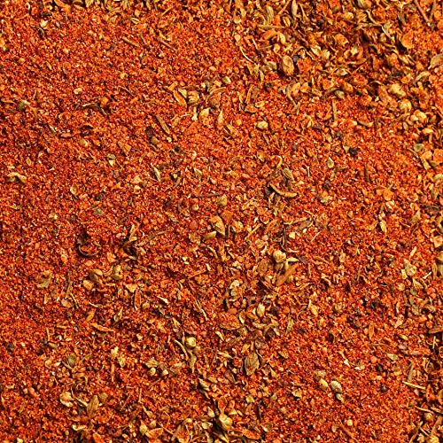 The Spice Lab No. 28 - New Orleans Blackened Seasoning, 1 lb Resealable ()