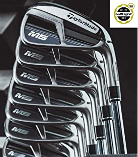 Amazon.com: TaylorMade Golf M5 - Juego de planchas KBS 90 ...