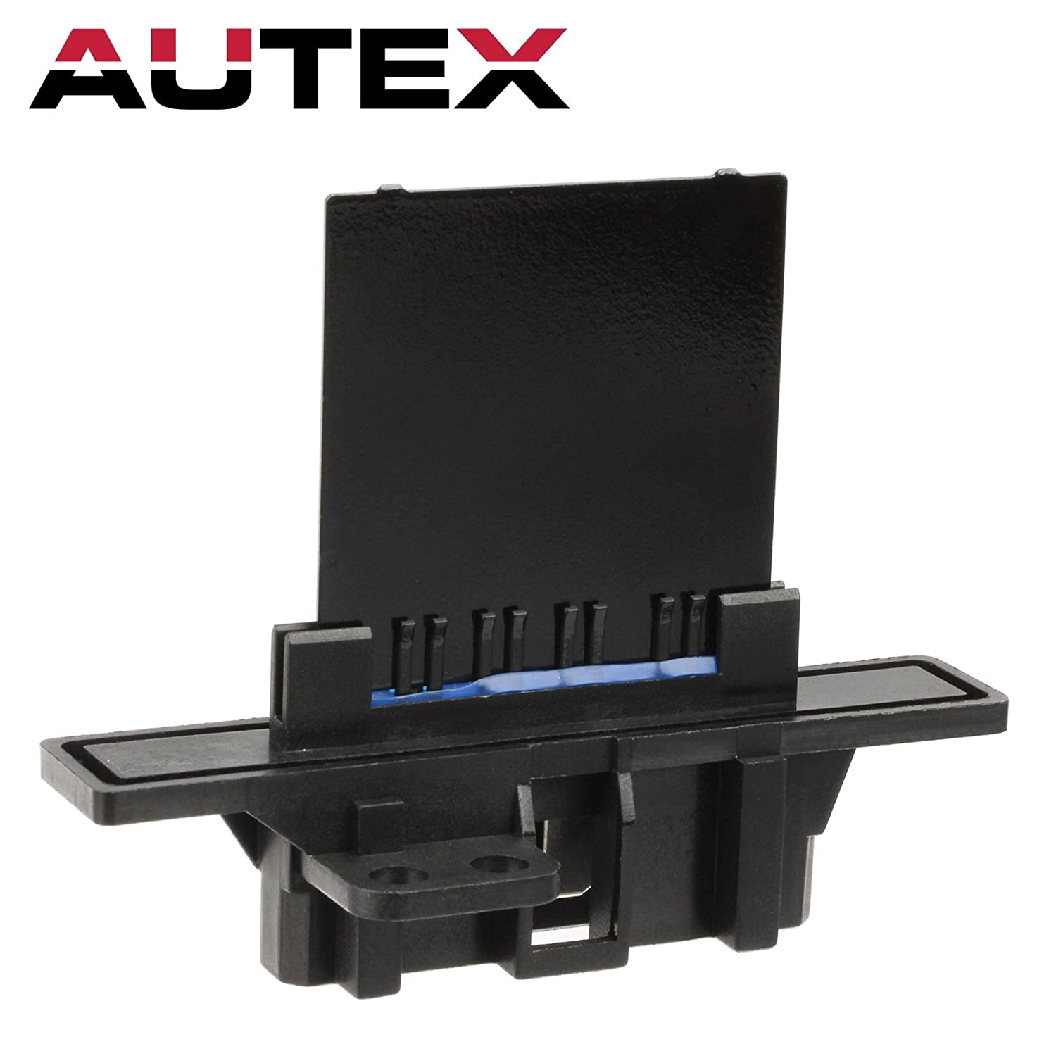 AUTEX HVAC Blower Motor Resistor Module 271506Z500 RU369 4P1492 Replacement for 2000 2001 2002 2003 2004 2005 2006 Nissan Sentra