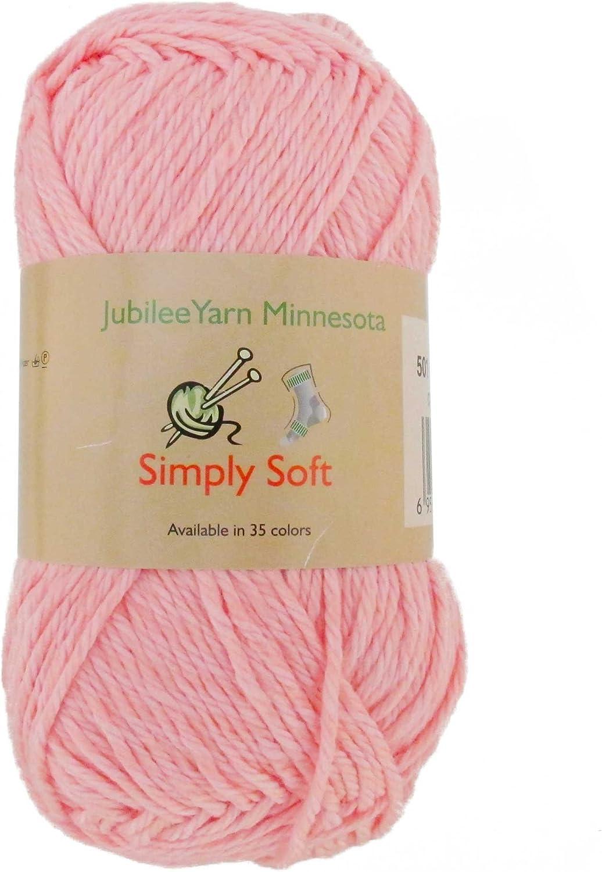 Marca BambooMN – simplemente suave lana 100 G – 2 o 4 madejas – 50 ...