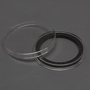 1 AIRTITE COIN HOLDER CAPSULE BLACK RING Y50.8 MM