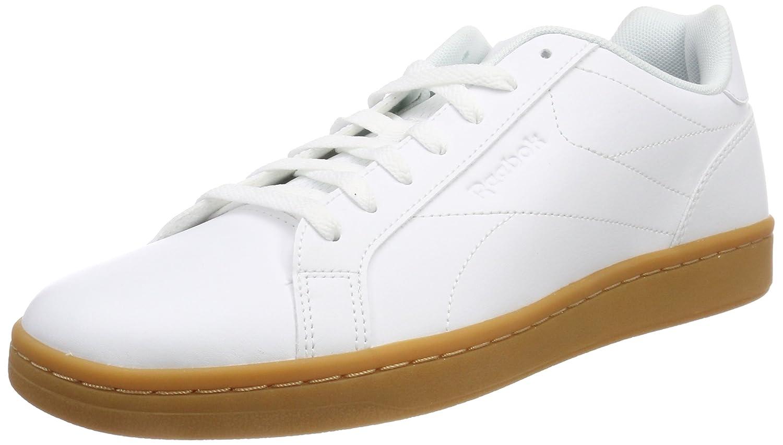 Reebok Royal Complete CLN, Zapatillas de Tenis para Hombre 41 EU Blanco (White/Gum 0) Blanco (White/Gum 0)