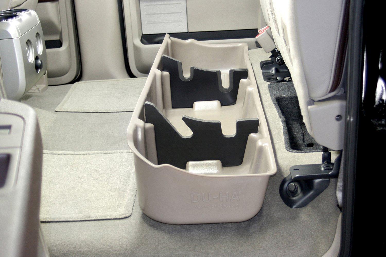 Du Ha 20076 Ford Under Seat Storage Console Organizer Grey