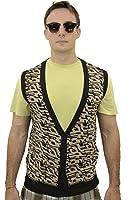 Save Ferris Bueller Vest Day Off Costume Matthew Broderick Sweater