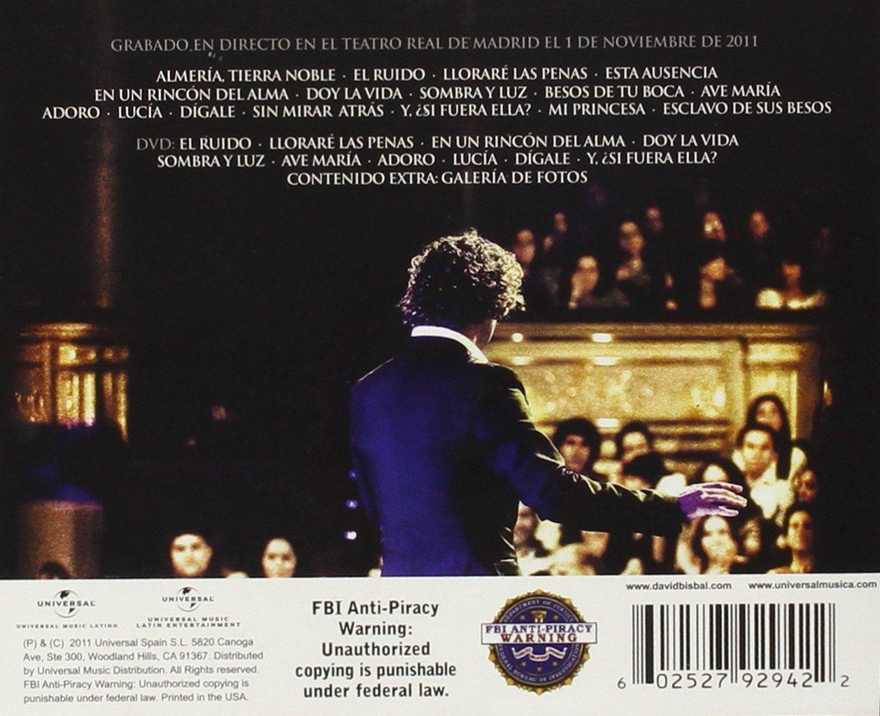 Amazon.com: Una Noche En El Teatro: Music