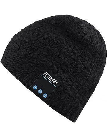 3fcd441fd05 Mydeal Winter Unisex Bluetooth Beanie Hat Warm Skully Cap w Wireless  Headphone Headset Earphone Stereo