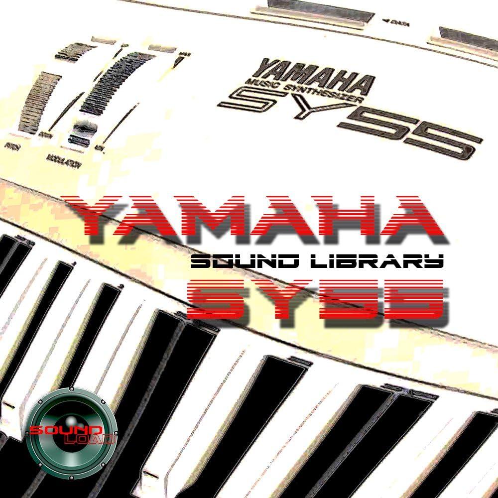 YAMAHA SY-22 Huge Sound Library & Editors on CD Musical ...