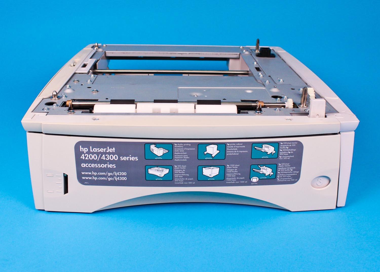 Q2440A HP 4200, 4300 OPTIONAL FEEDER (500-SHEET)- 90-D-W by HP (Image #2)