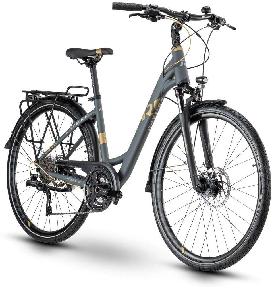 RAYMON Tourray 5.0 Wave - Bicicleta de Trekking Unisex (2020 ...