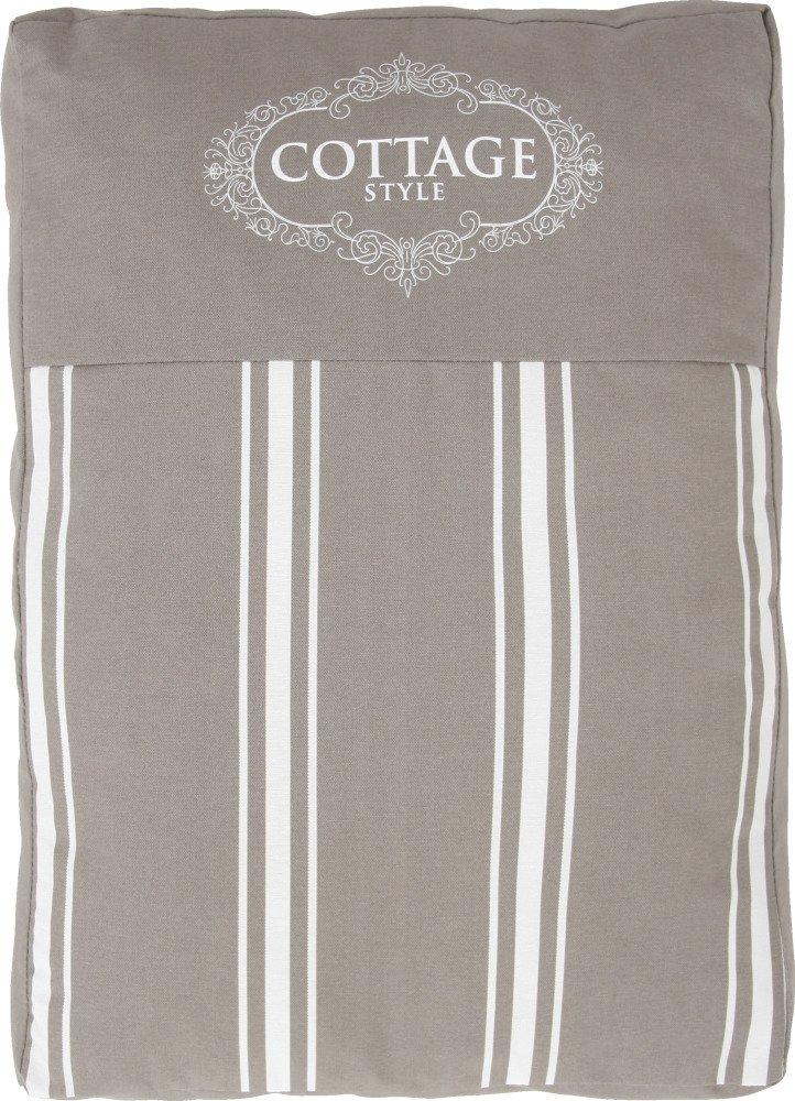 Zolux Cottage Cuscino Ovatta sfoderabile per Cane 110/x 77/x 22/cm