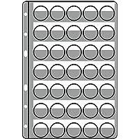 Hojas de plástico COMPART para 35 placas
