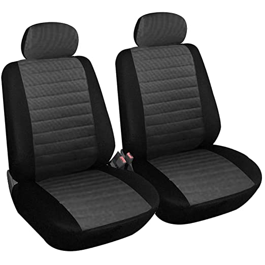 Sitzbezüge Sitzbezug Schonbezüge für Alfa Romeo 145 Vordersitze Elegance P2