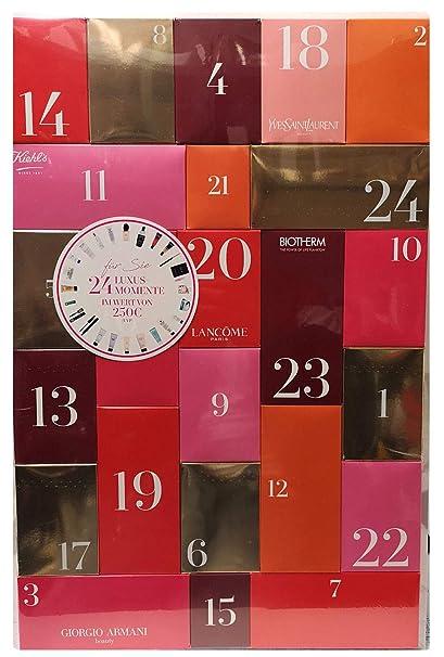 Armani Giorgio Calendario Dell Avvento 2018 Limited 24 Lusso