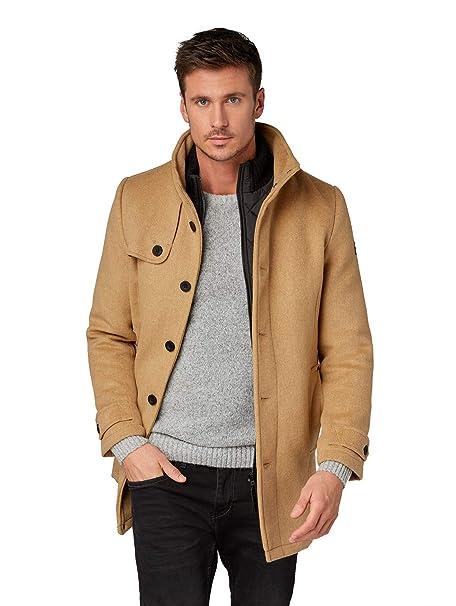 Tom Tailor Cappotto Uomo: Amazon.it: Abbigliamento