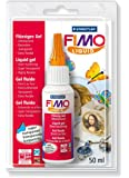 Staedtler - Fimo liquid - Flacon 50 ml Gel Fluide Transparent - Sous Blister
