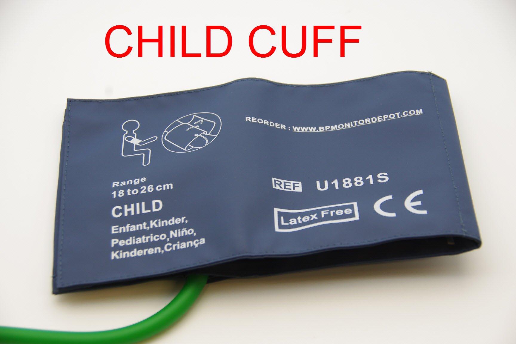 Ambulatory Blood Pressure Monitor System Abpm50+3 Cuffs
