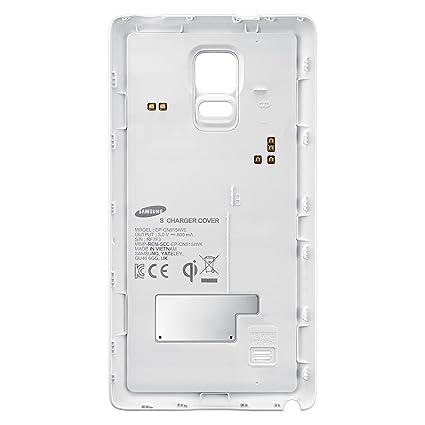 Samsung Original inalámbrica Qi S cargador cubierta EP ...