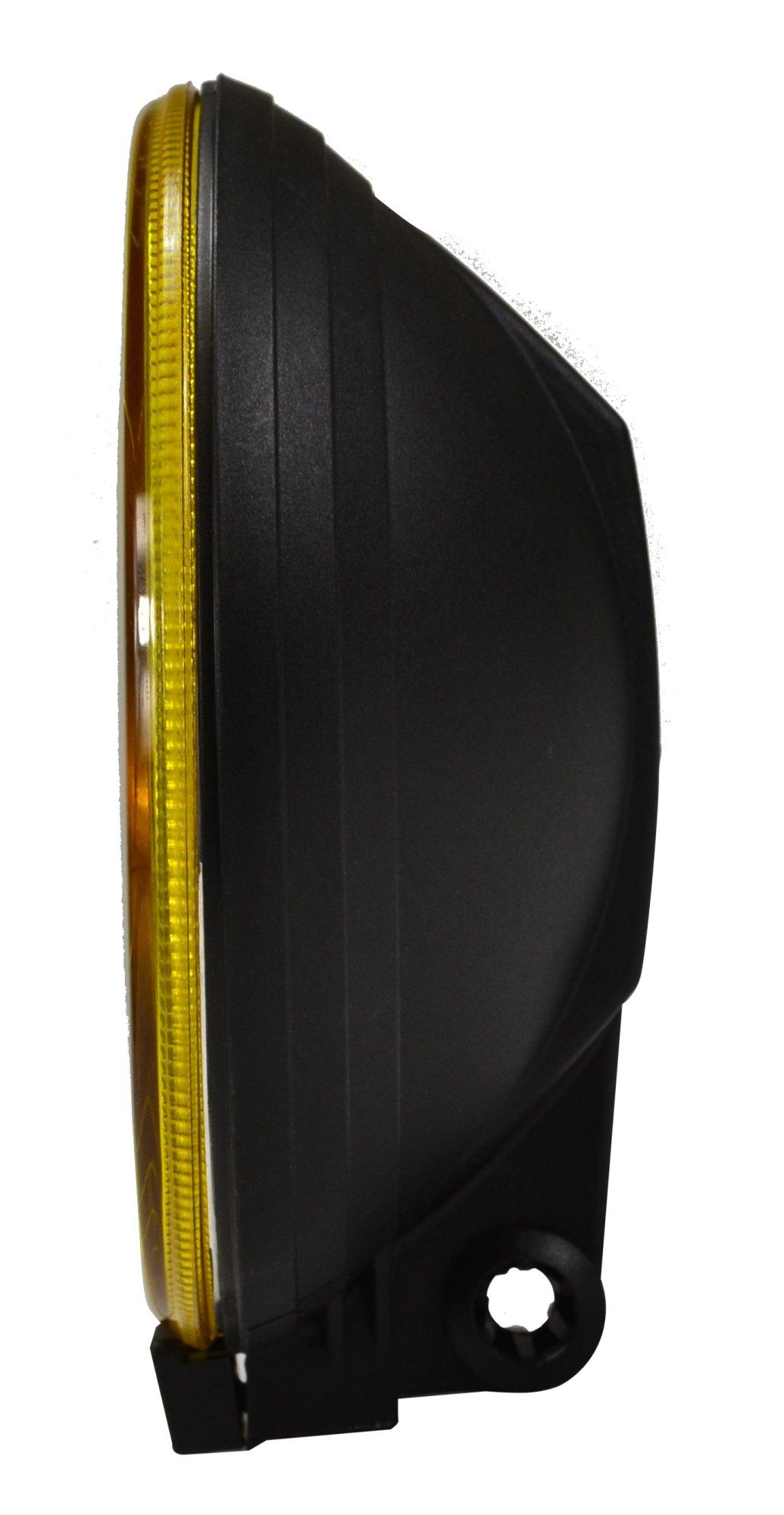 HELLA 005750512 500 Series Amber Driving Lamp (Single) by HELLA (Image #5)