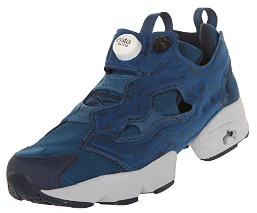 58903daf4e2a Reebok Instapump Fury SP Blue - Sneakers Man - 8 UK  Amazon.co.uk ...