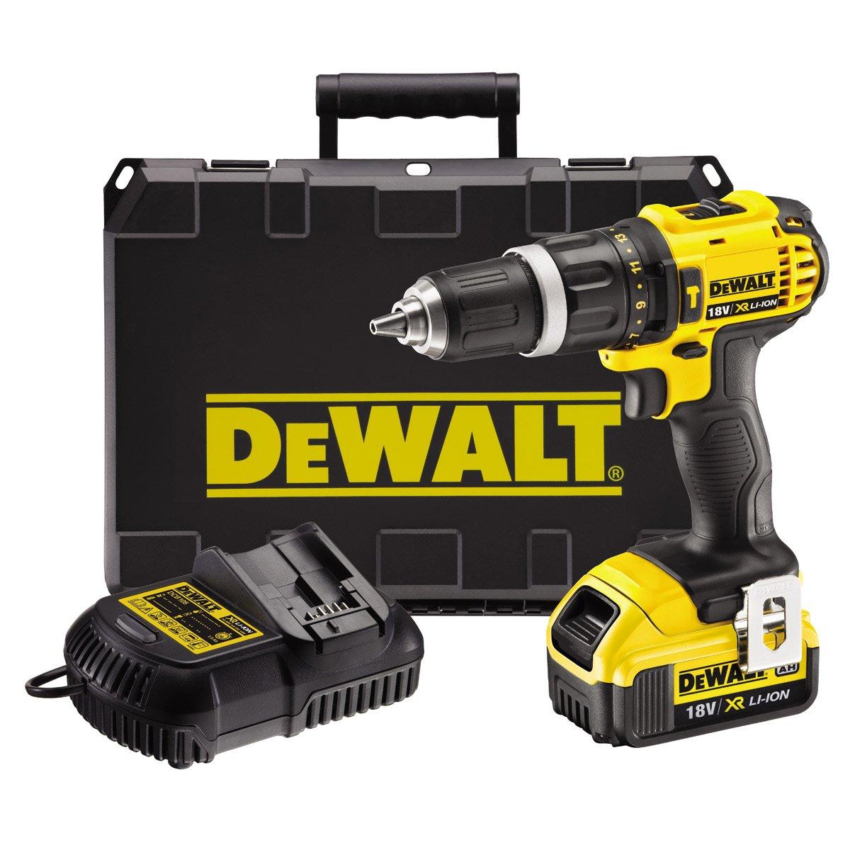 DeWalt 18V XR Combi Drill