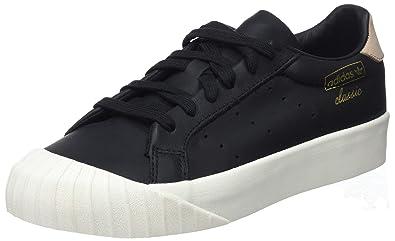 factory authentic fe459 51f32 adidas Damen Everyn W Fitnessschuhe, Schwarz NegbasPercen 000, 36 EU