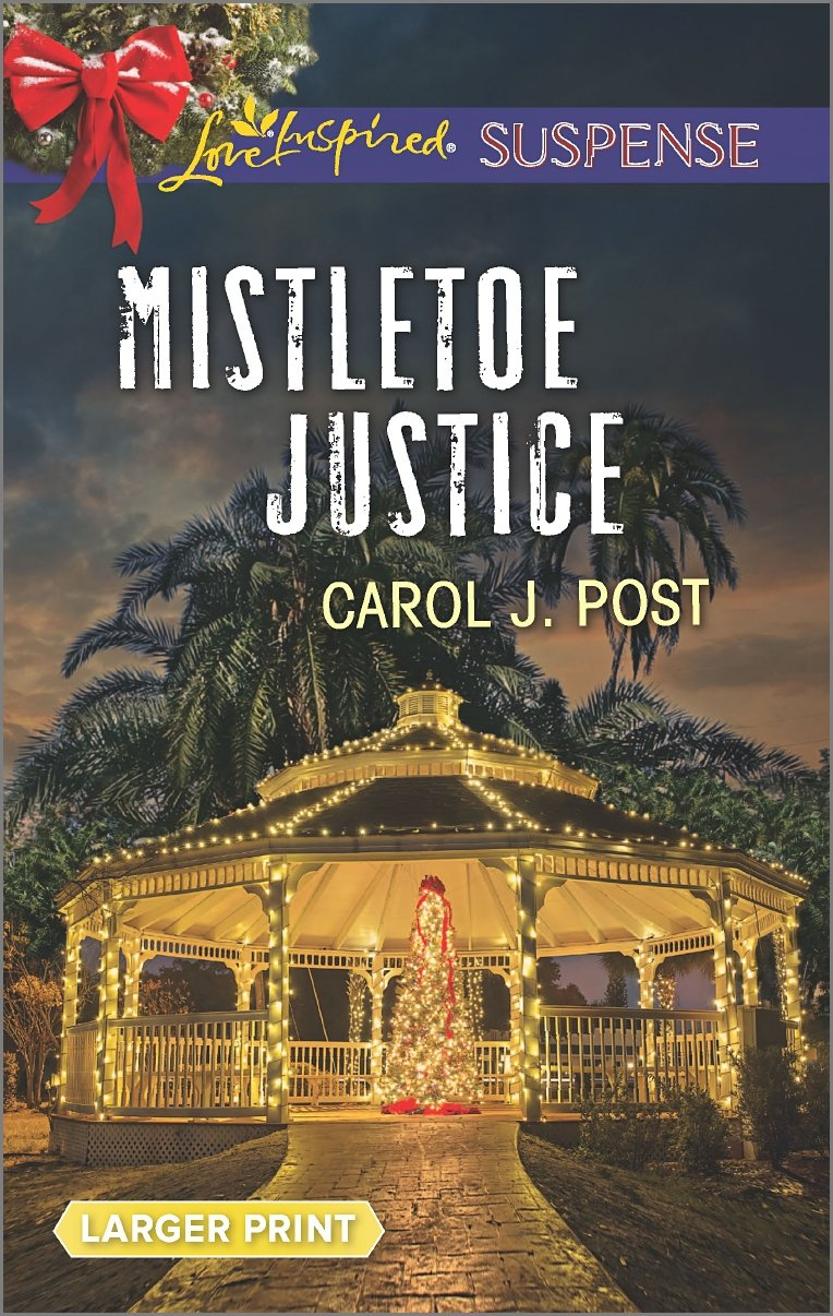 Mistletoe Justice Inspired Suspense Large product image
