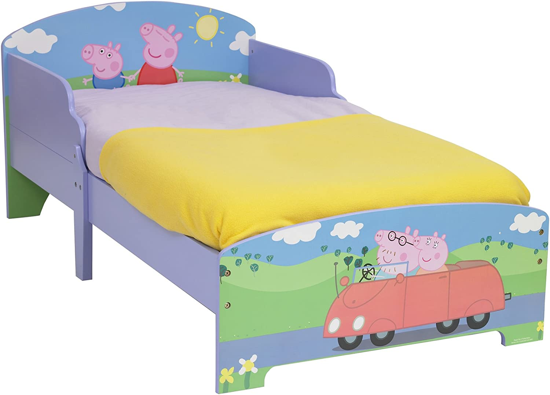 Worlds Apart Peppa Pig - Cama Peppa 77x145cm