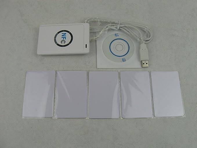 Amazon.com: yoso 3 Track USB magnéticas/de tarjeta de ...