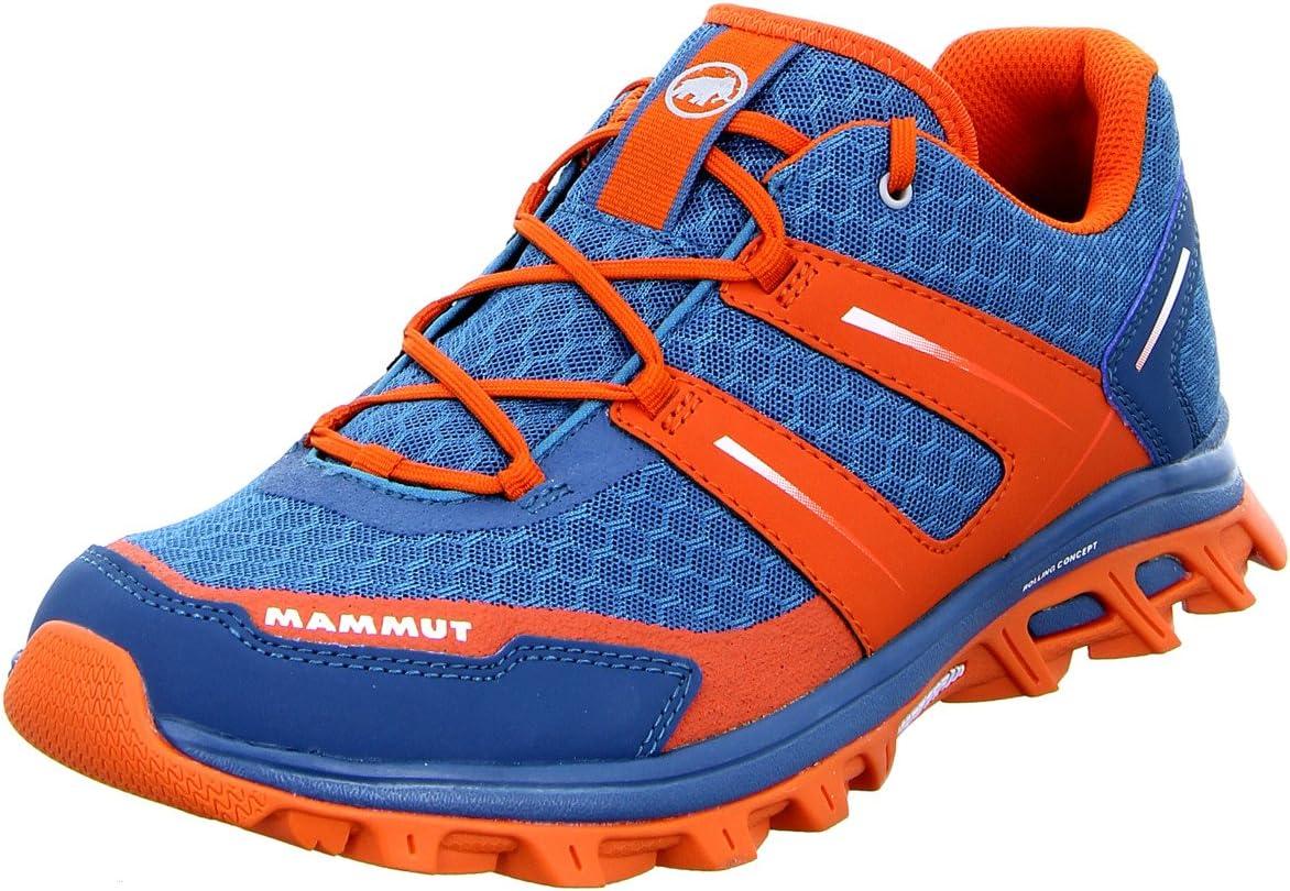 Mammut MTR 71 Trail Low - Zapatillas trail running Hombre - naranja/Azul petróleo Talla 47 1/3 2016: Amazon.es: Deportes y aire libre