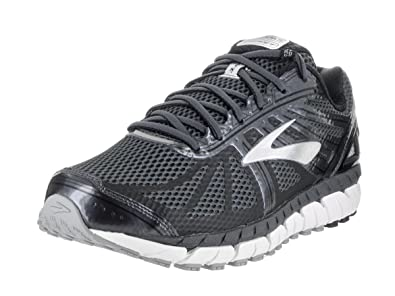 b3fd68e943d Image Unavailable. Image not available for. Colour  Brooks Men s Beast  16  Extra Wide Anthracite Black Silver Running Shoe 13 4E
