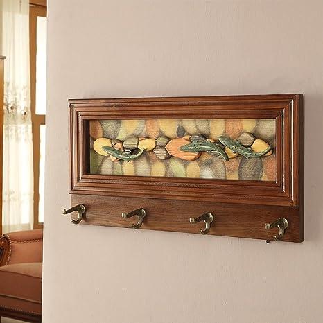 Perchero Creativo gabinete de rack, suspensión de madera ...