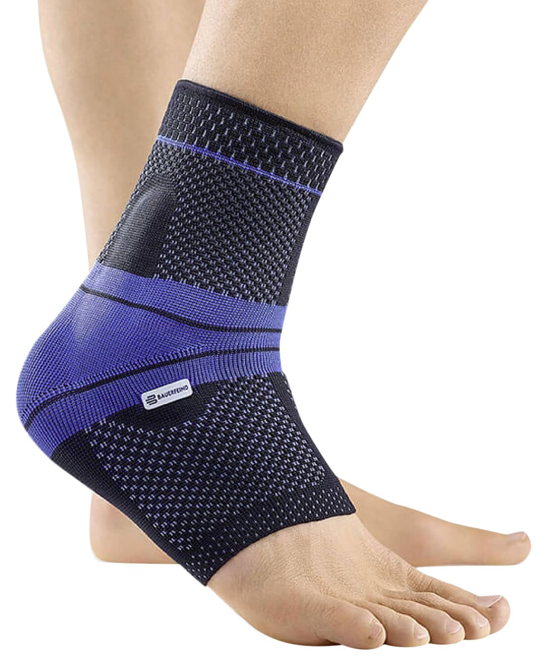 Bauerfeind MalleoTrain Right Ankle Support (Black, 2)