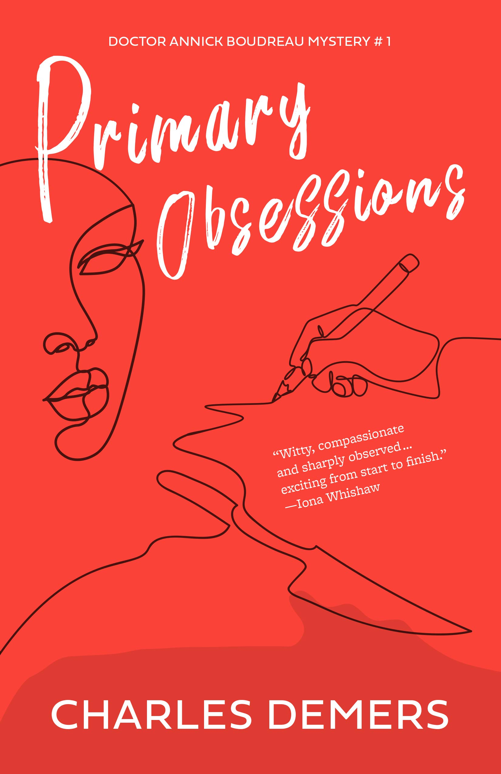 Primary Obsessions: Demers, Charles: 9781771622561: Books - Amazon.ca