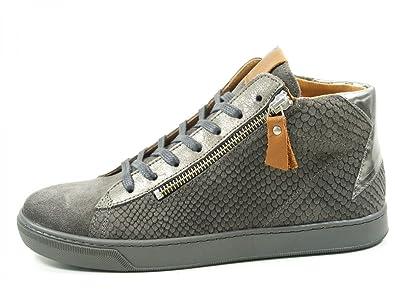50ec7a03cdb042 SPM 61806501 Satander Sneaker Schuhe Schnür Boots Damen Stiefeletten ...