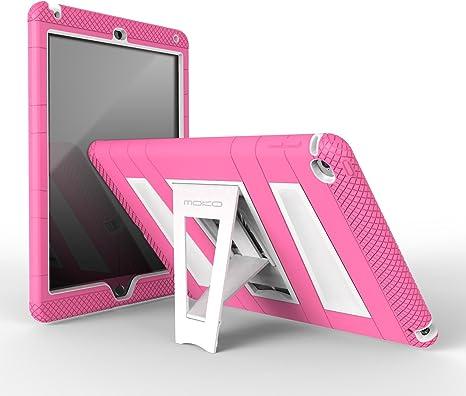 COPERTURA Protettiva in Silicone Slim Case per Apple iPad in Rosso 2 Air