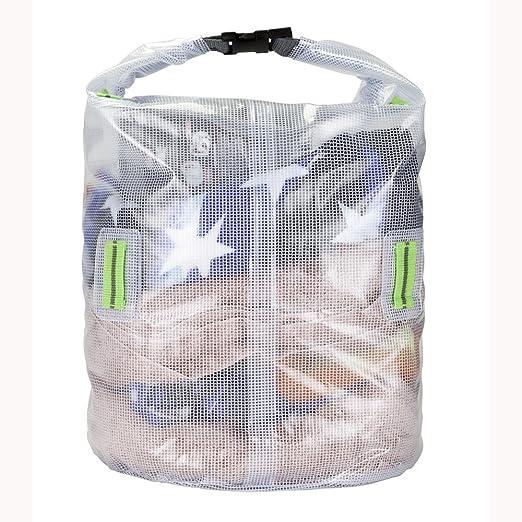 Nouveau Coleman petit Dry Sac-Dry Sack-étanche-tissu Maintenez Boucles