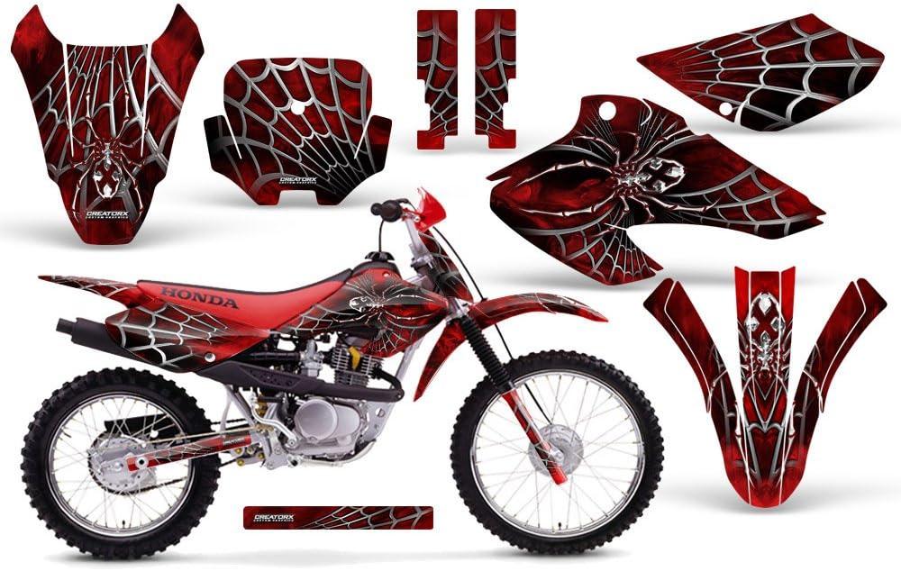 Full Custom Graphic Kit GRAFFITI STYLE HONDA XR 100-2001 2004 stickers