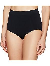 Arabella Women's Firm Control Seamless Brief Shapewear with Tummy Control