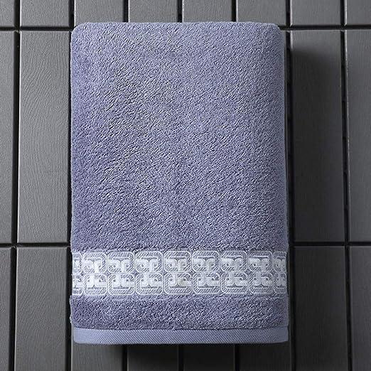 yanbingyb Toalla de baño algodón Absorbente Toalla de baño Grande ...