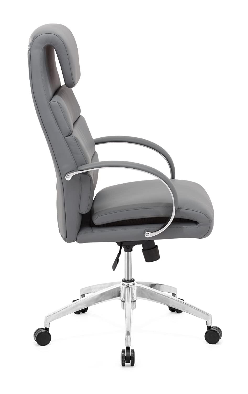 comfort office chair. Amazon.com: Zuo MODERN Lider Comfort Office Chair, Gray: Kitchen \u0026 Dining Chair E