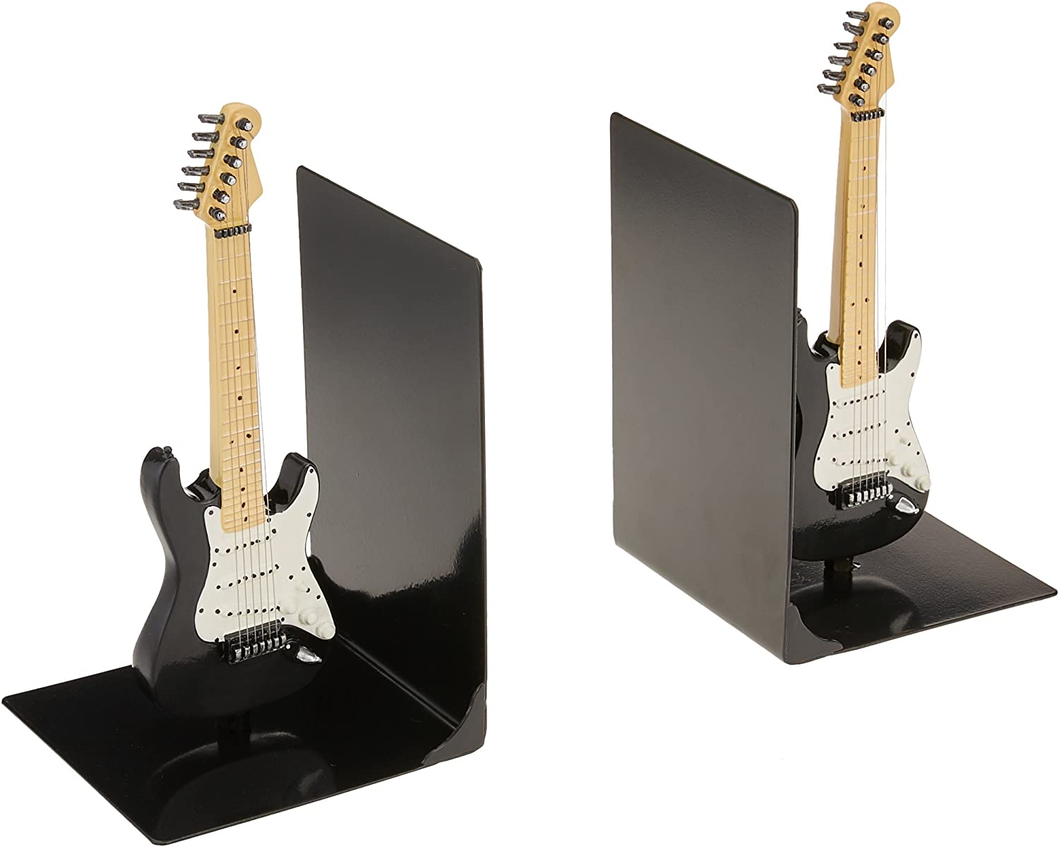 My Music Gifts Iconic Guitar Bookends
