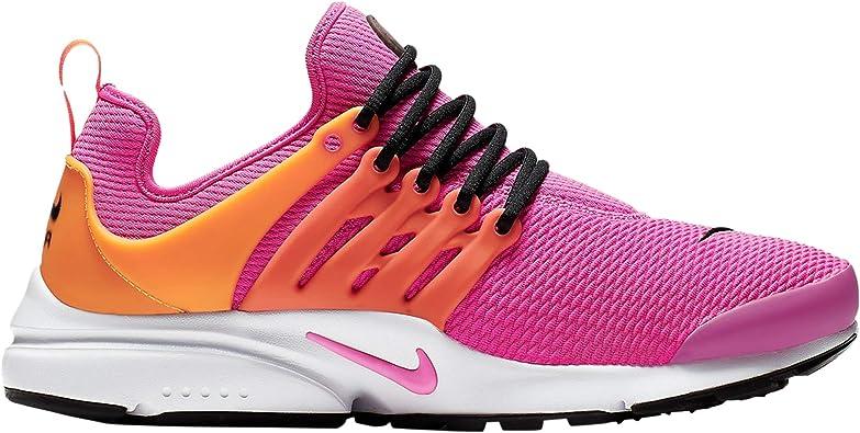 womens pink nike presto