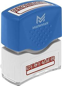 Received Stamp – MasterMark Premium Pre-Inked Office Stamp