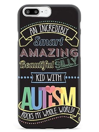 Amazon.com: Estuche inspirado - un niño increíble - Autismo ...
