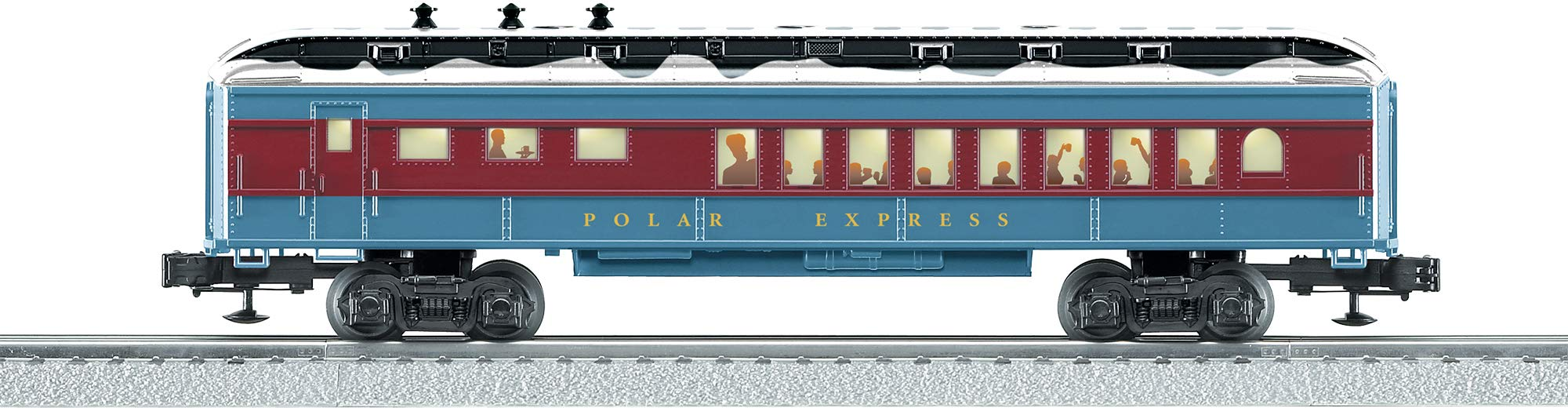 Lionel The Polar Express, Electric O Gauge Model