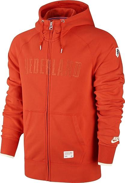 Nike Dutch Covert Veste à Capuche en Polaire aW77
