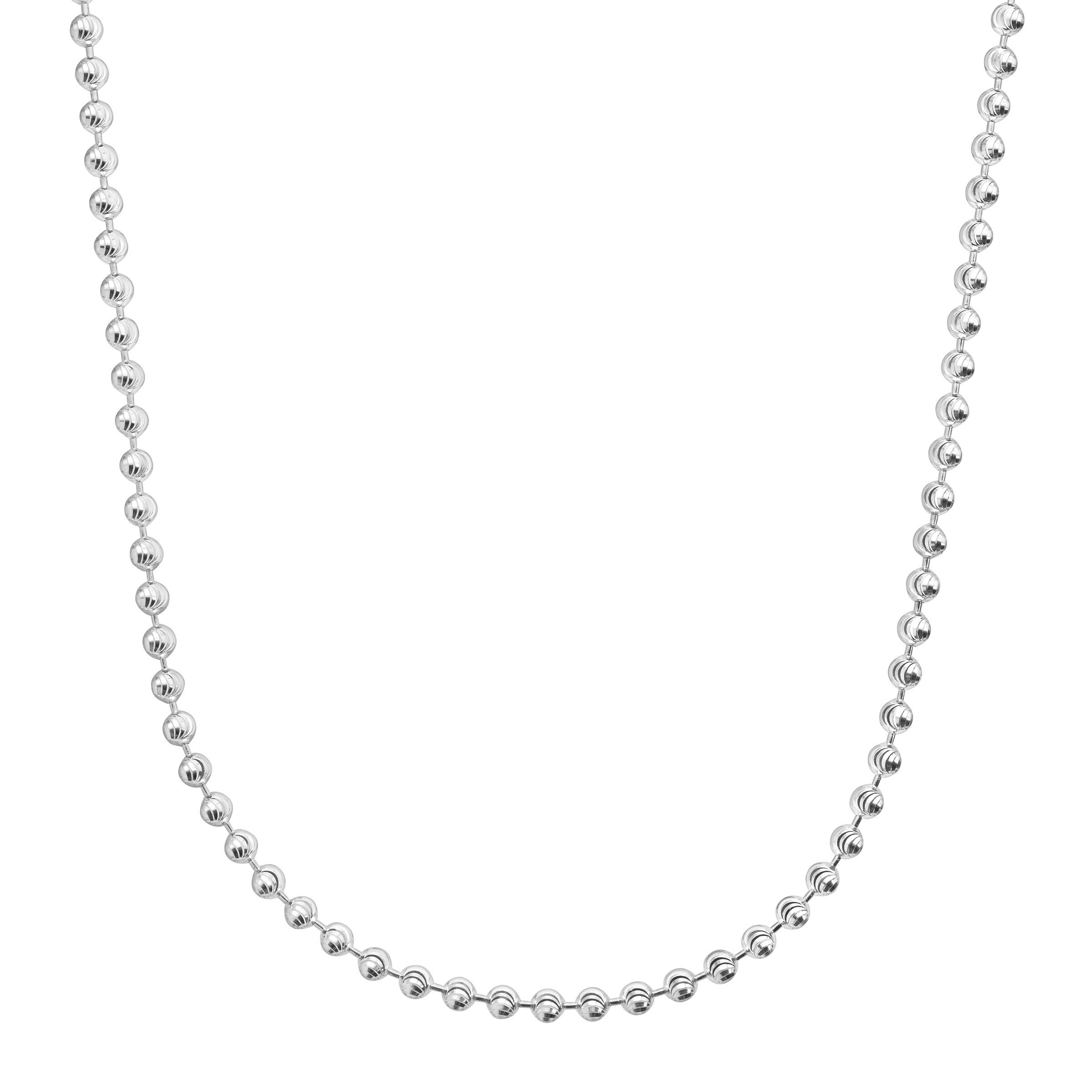 Silpada 'Valentina' Beaded Necklace in Sterling Silver
