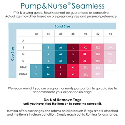 8a78e87d381dd Amazon.com   Seamless Pump Nurse Nursing Bra with Built in Hands-Free  Pumping Bra and Removable Soft pad Inserts - Nude